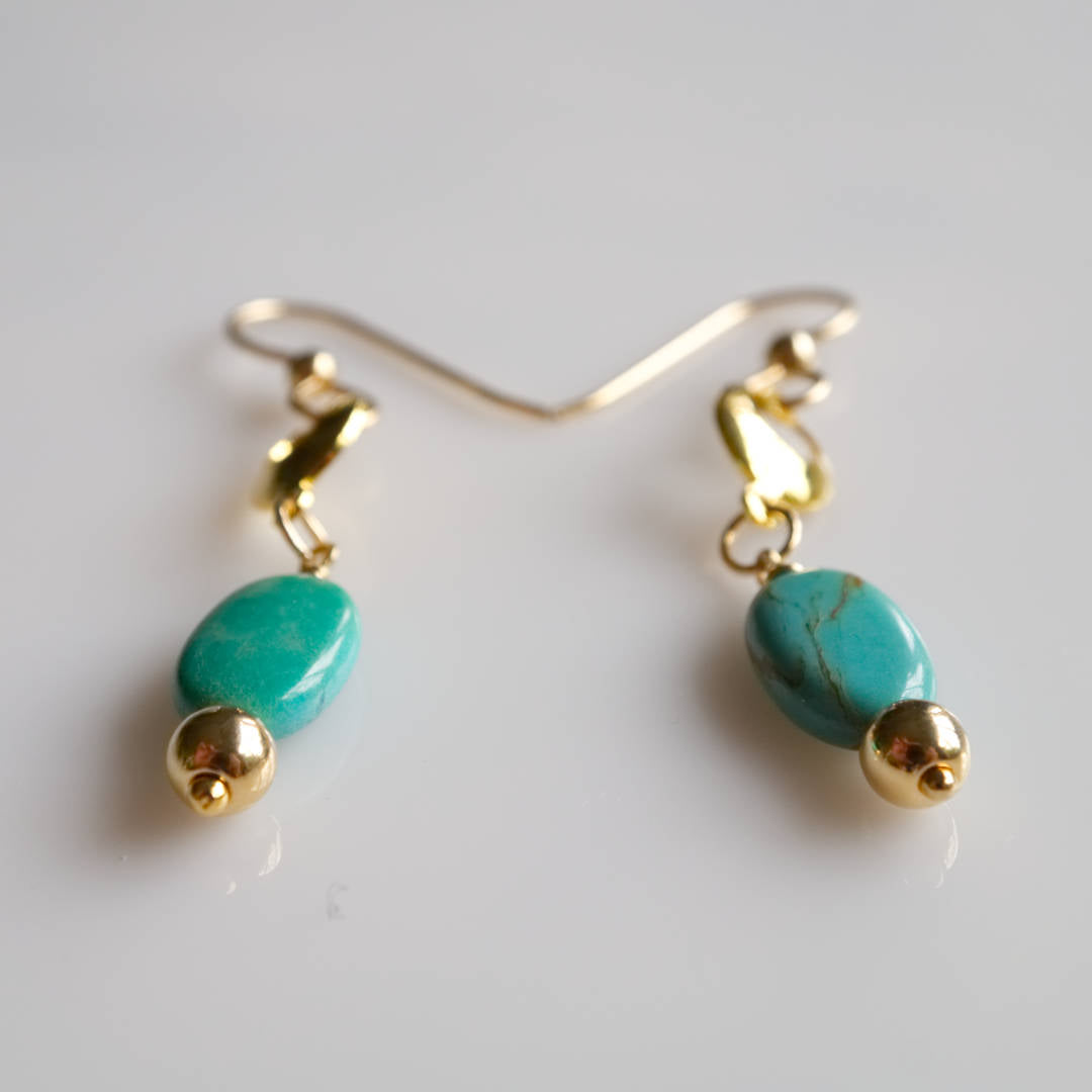 Sai Earrings