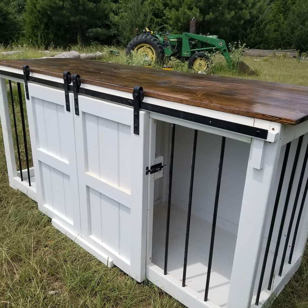 Double Dog Kennel XXL