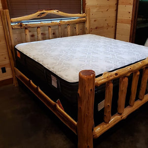 Gary's log style beds