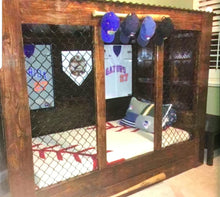 Larry's Dugout Bed