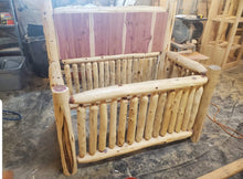 Converting Crib to Full bed