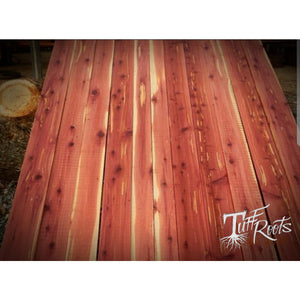 Aromatic Eastern Red Cedar - Wood Products