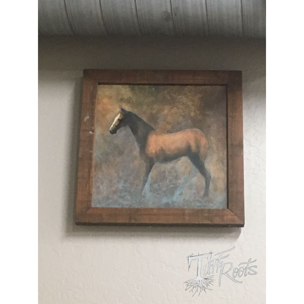 Horse painting - Painting