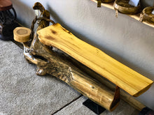 Sculpture Style Bench