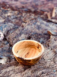 Spalted Silver