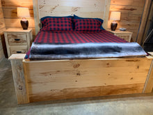 Red River Pine Bedroom Suite