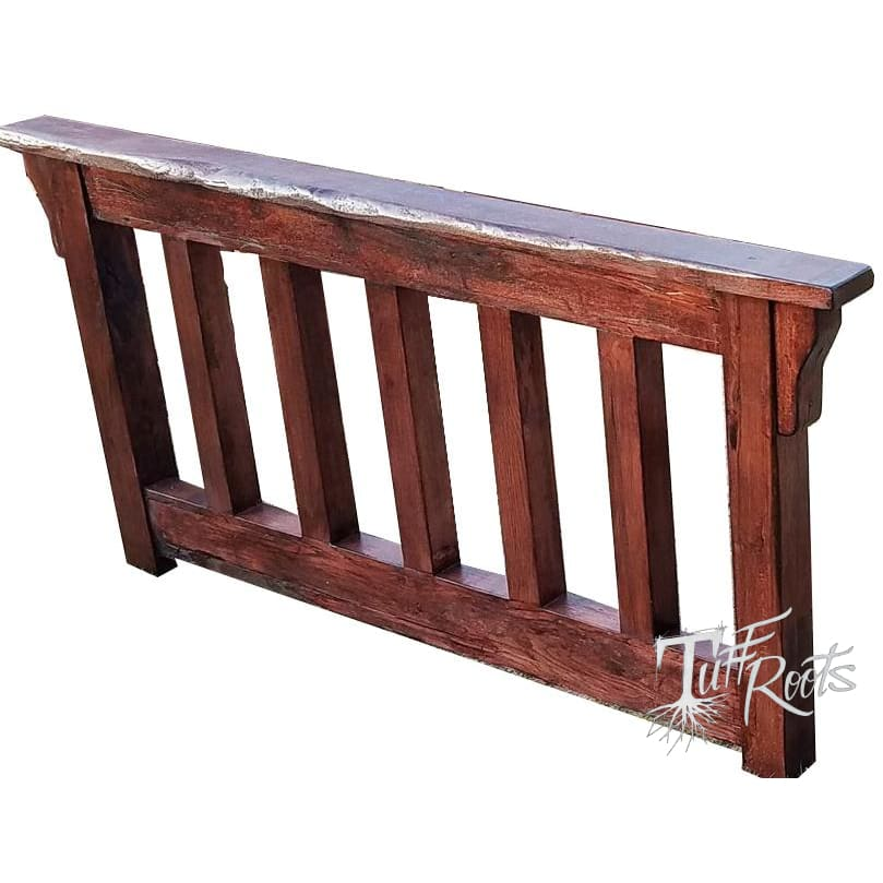Old West Footboard