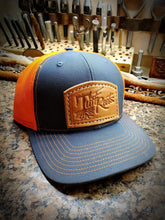 TuffRoots Leather Logo Hat