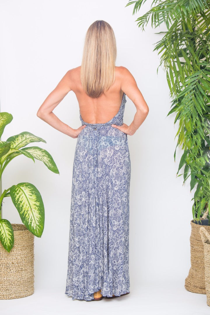 GOLDUST Gypsy Dress feminine long dress that makes you feel like a princess.