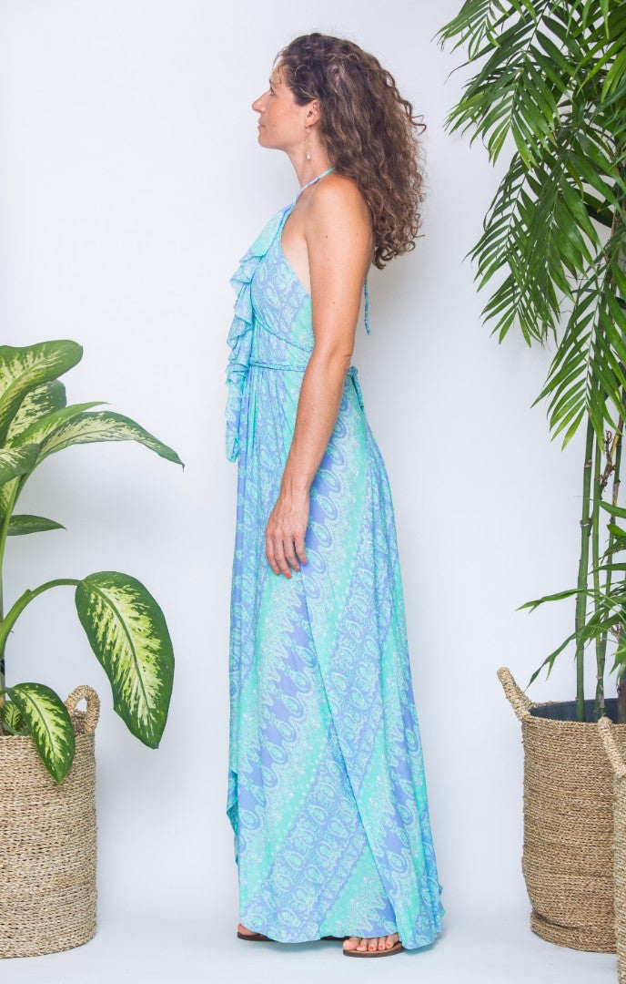 Gypsy Dress Karolina Mint