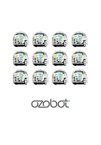 Ozobot Evo | Classroom Kit 12-pack