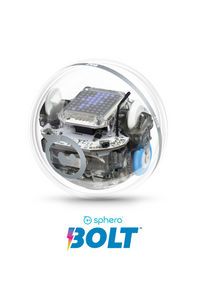 Sphero BOLT | The Advanced Robotic Ball