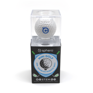 Sphero Mini Golf | The (mini) Robotic Golf Ball