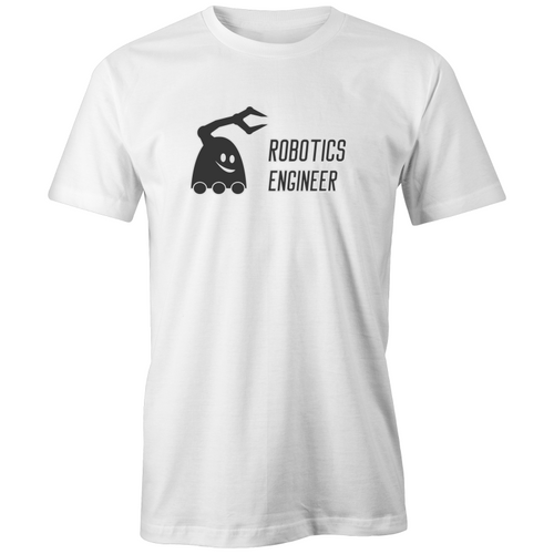 Robotics Engineer T-Shirt | Organic Cotton Tee
