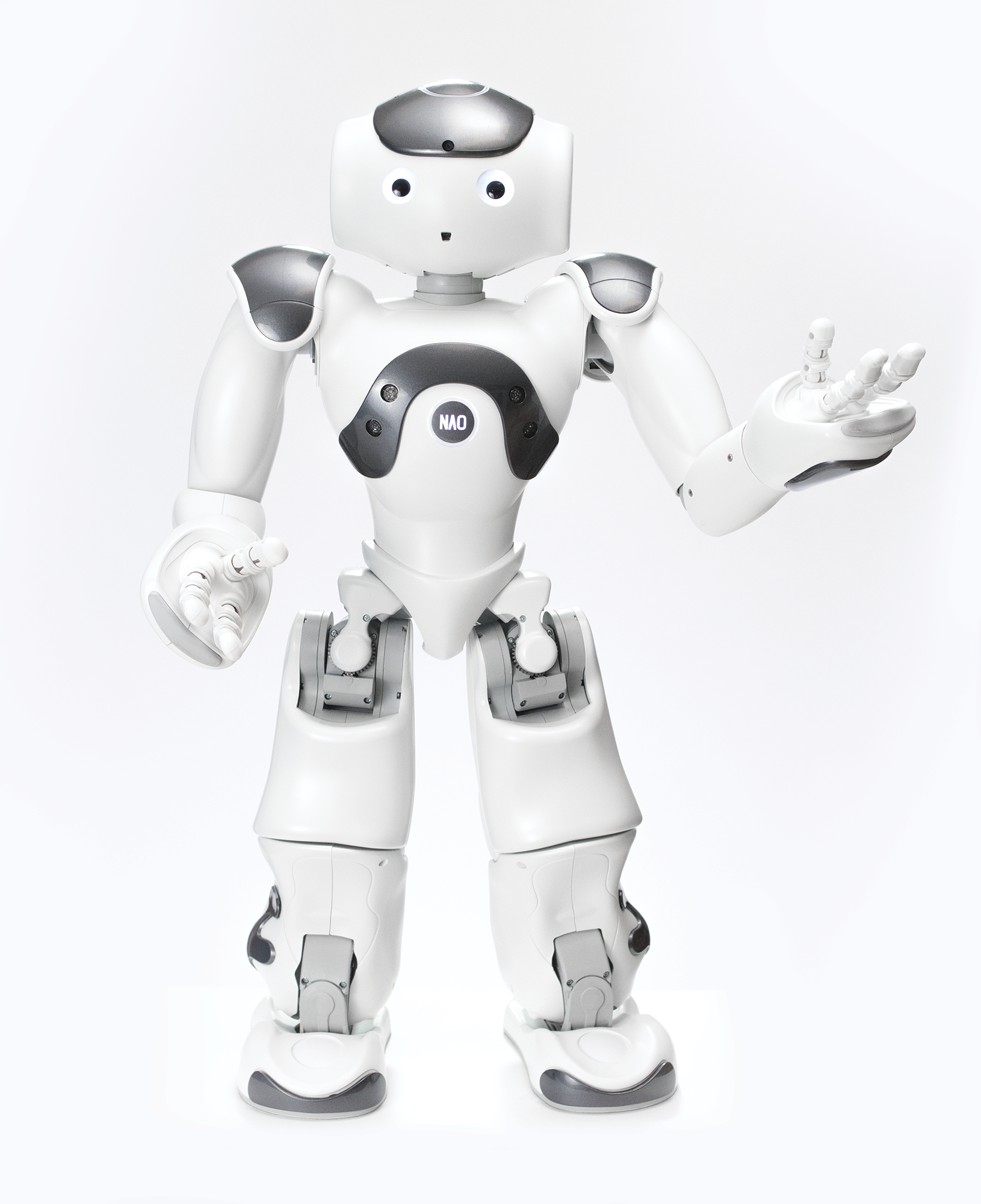 NAO ⁶ | The fully programmable humanoid robot by SoftBank