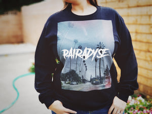 Pairadyse Palm Tree Long Sleeve