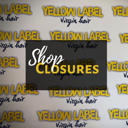 Yellow Label Closures
