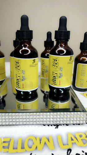 Yellow Label Hair Serum
