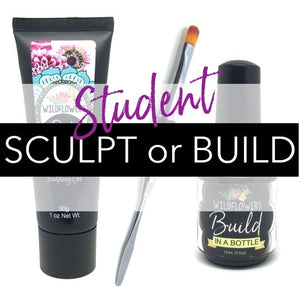 Sculpt or Build Student Certification Class