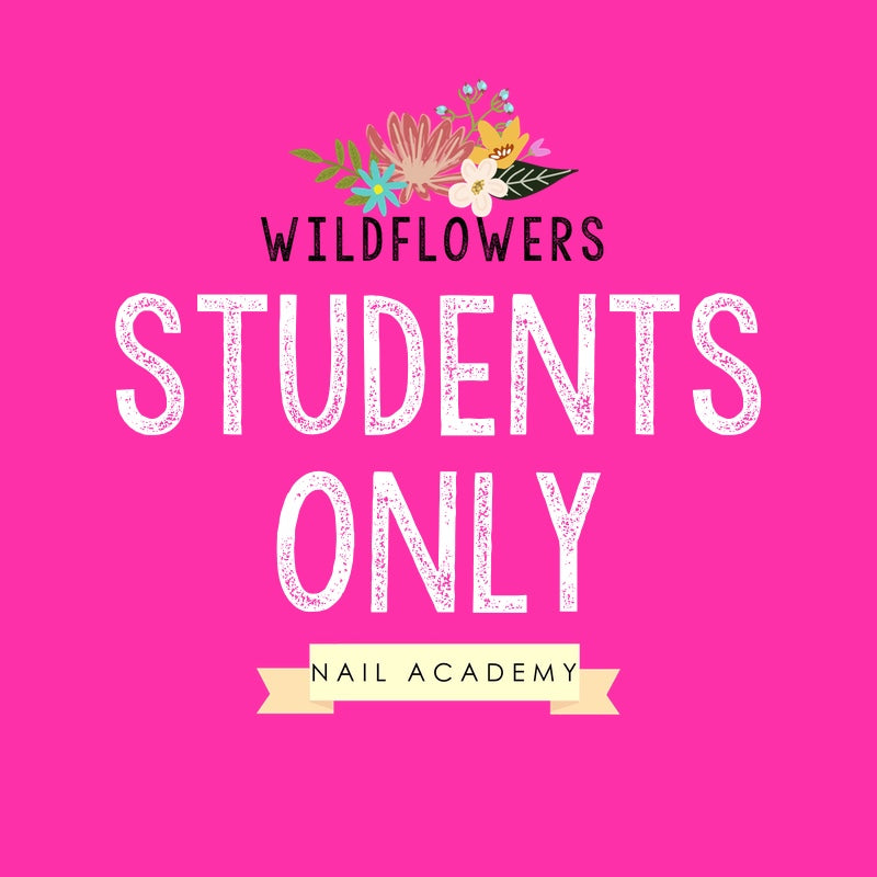 STUDENT ONLY Wildflowers Workshop