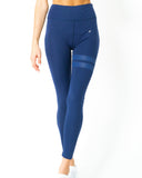 Ashton Leggings - Navy Blue