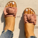 Summer Beach Bow Sandals