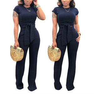 Tracksuits Casual Two Piece Set Crop Top