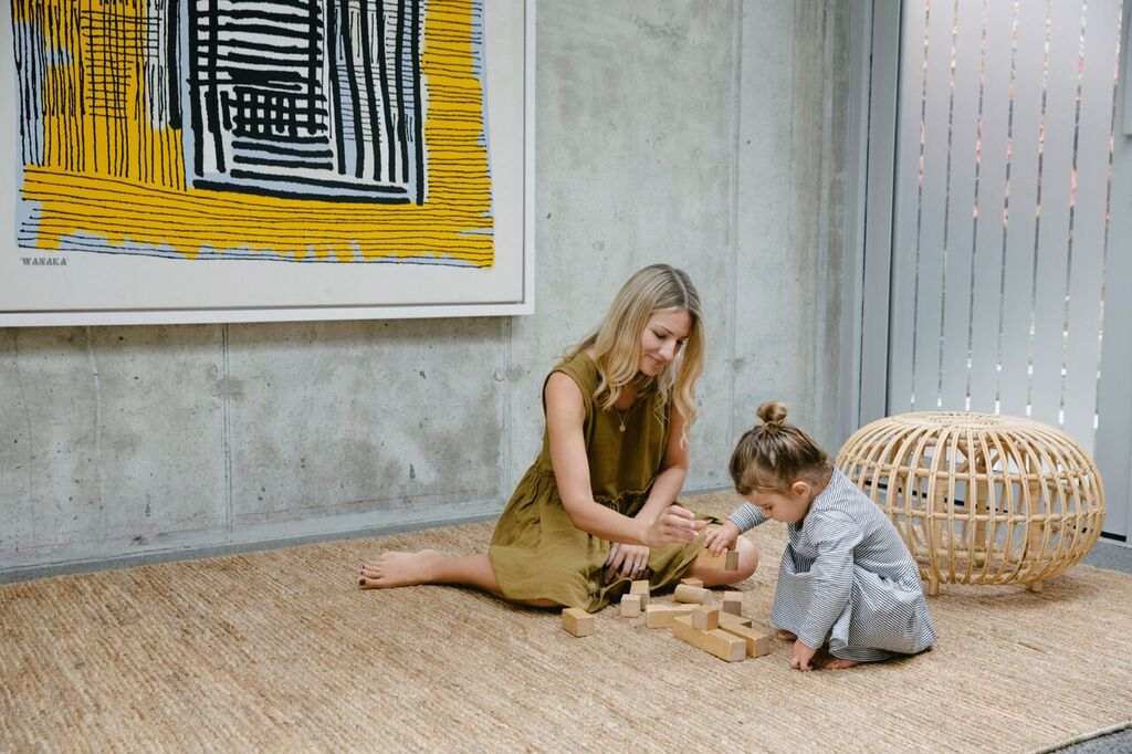 Braided Jute in Natural handmade by Nodi Rugs
