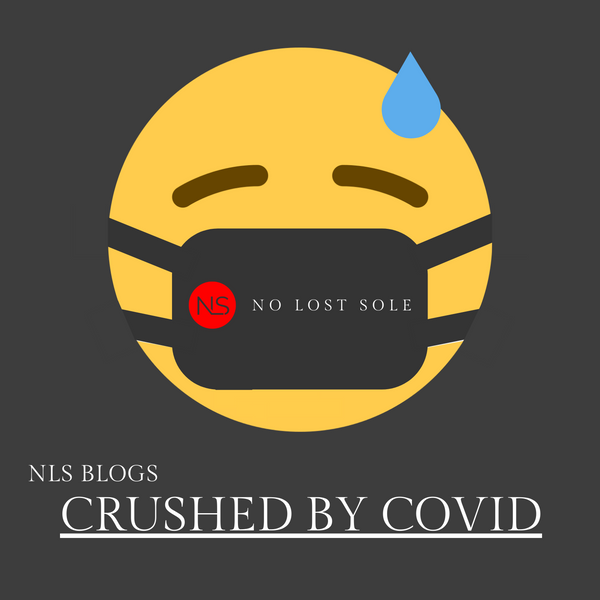 Crushed by COVID