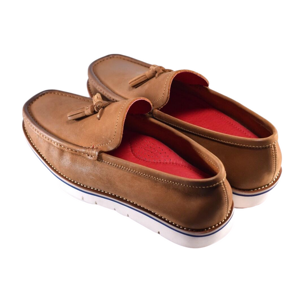 CAMEL MARTIN LOAFER