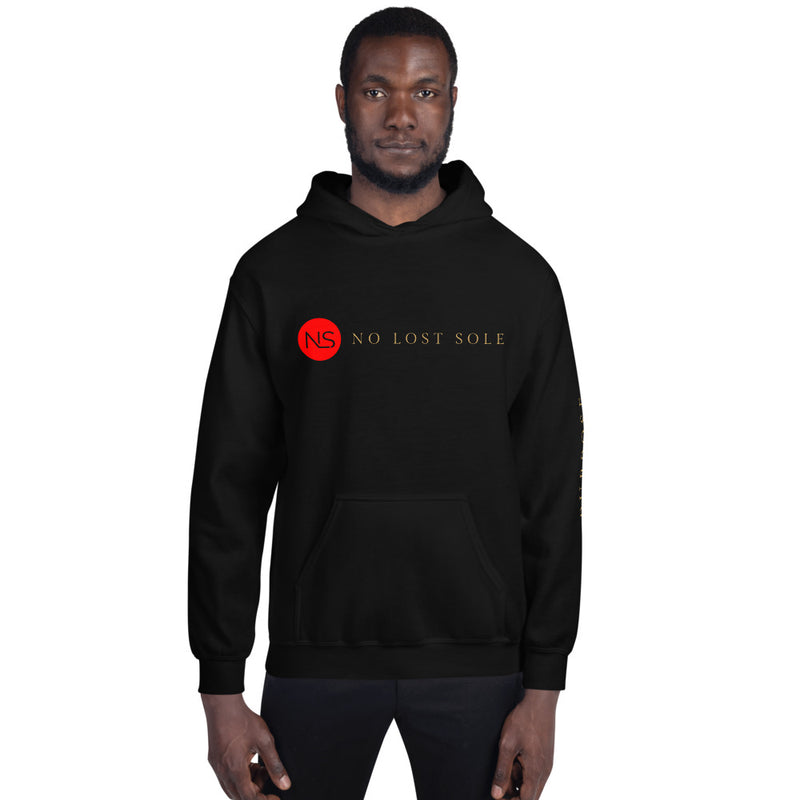 NO LOST SOLE  Purpose Hoodie
