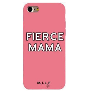 M.I.L.F life Fierce Mama iPhone case