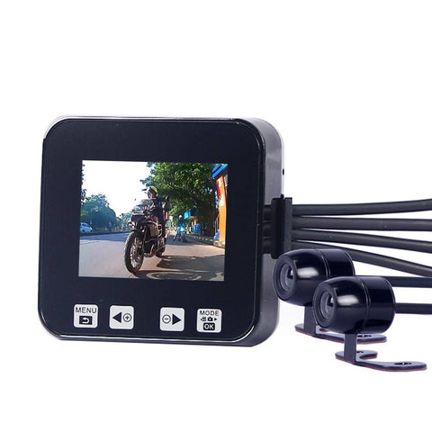 dashcam moto traceur gps cam ra avant et arri re 720p alliance riders quipement. Black Bedroom Furniture Sets. Home Design Ideas