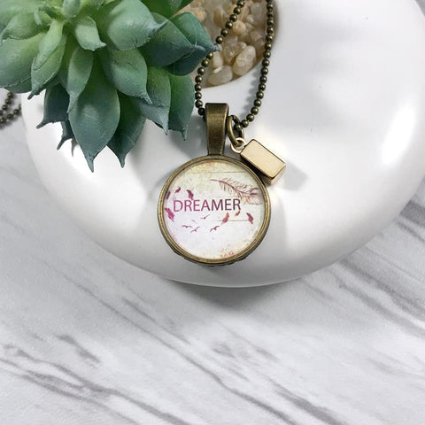 Dreamer Boho Inspired Necklace