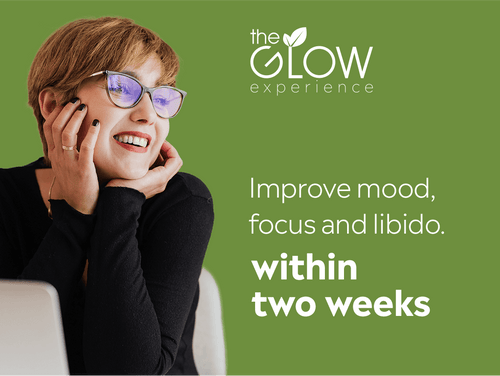 Improve mood, focus and libido within two weeks
