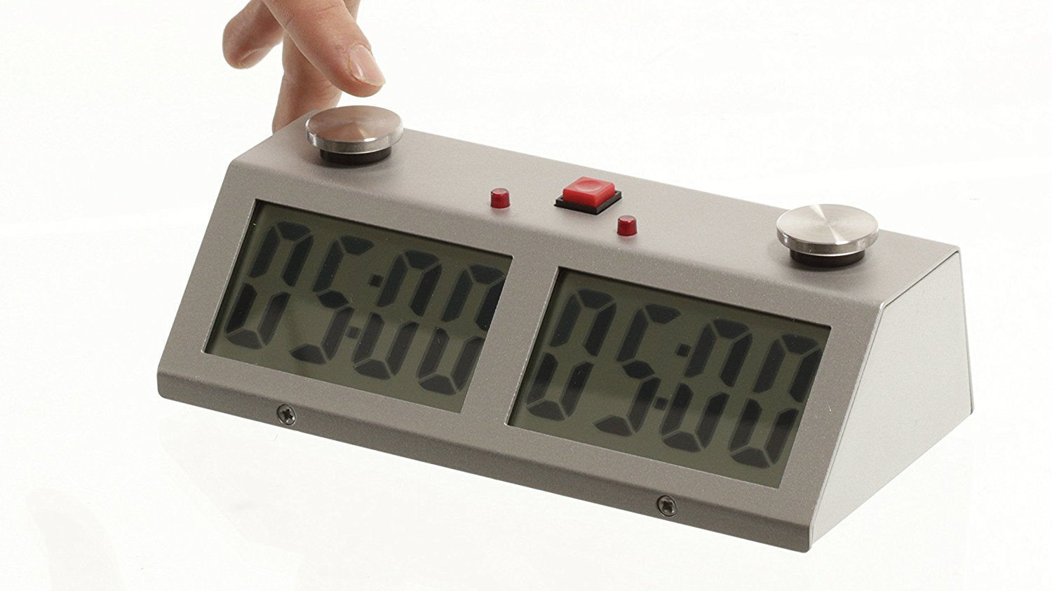 ZSmartFun Heavy Duty Steel Chess Clock