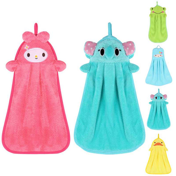 Cartoon Animal Bathing Towel - 5 Storks