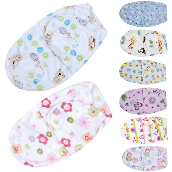 Lovely Baby Swaddle Blankets - 5 Storks