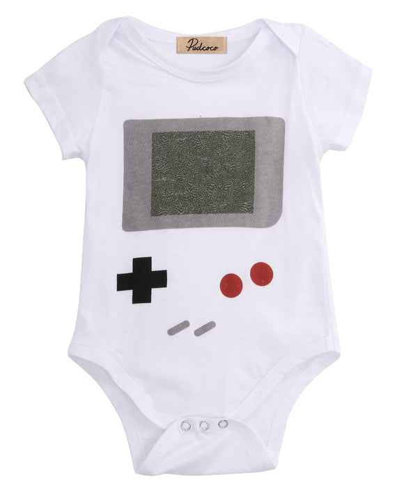 Cute Game Controller Cotton Onesie - 5 Storks