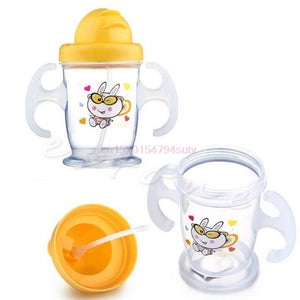 Baby Sippy Cup with Handles-BPA Free - 5 Storks