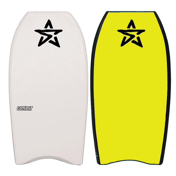 Stealth Combat EPS - Cool Grey - D5 BODYBOARD SHOP