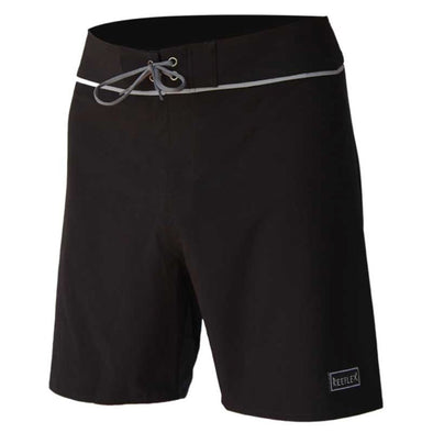 Reeflex Flex 4 Way Boardies - Black - D5 BODYBOARD SHOP