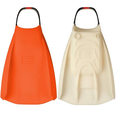 DMC FINS Repellor UV Colour Change Orange - D5 BODYBOARD SHOP