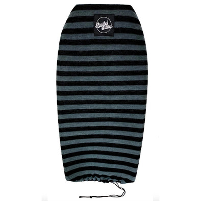 Limited Edition Stretch Cover - Large Fit - Black Grey - D5 BODYBOARD SHOP