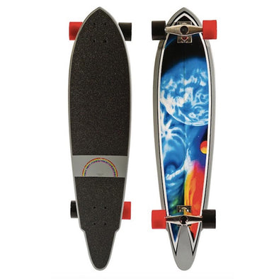 "HB SKATEBOARD - SUNSET GUN COSMIC WHEEL 38"" - D5 BODYBOARD SHOP"