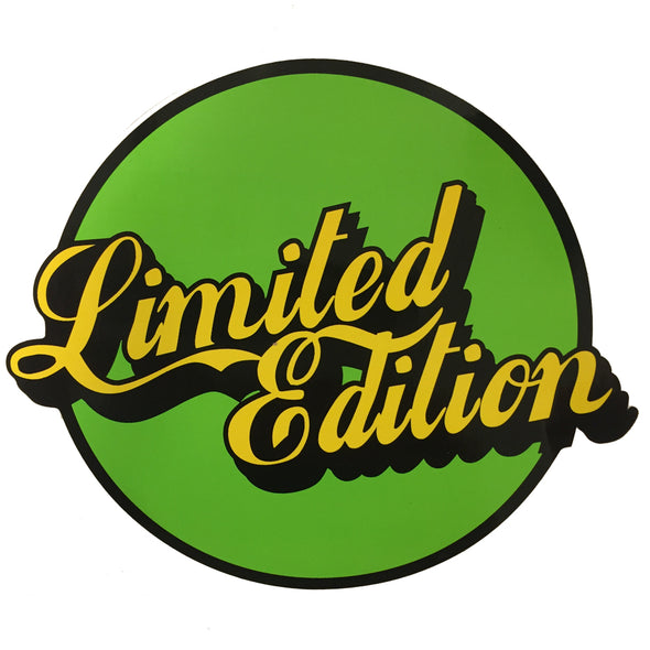 Limited Edition Sticker - Green