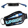 PRIDE PIERRE LOUIS COSTES BICEP LEASH - WAVY BLUE - D5 BODYBOARD SHOP