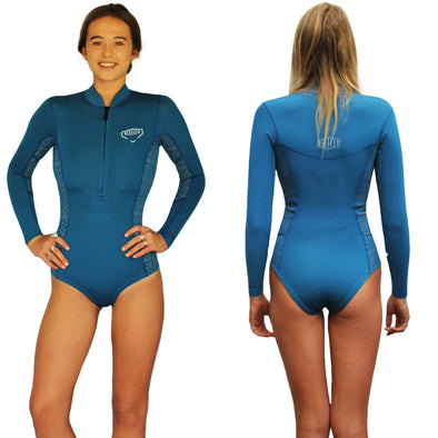 Reeflex Wetsuits 1.5mm Jewel Ladies Bikini Cut Long Arm Springsuit