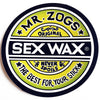 Sex Wax Stickers From Mr Zogs - Green Fade