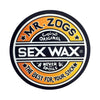 Sex Wax Stickers From Mr Zogs - D5 BODYBOARD SHOP